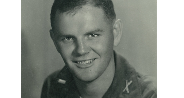 Jim Skahan Army Photo