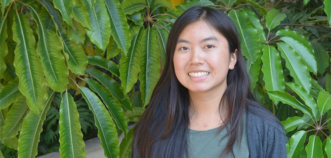Ashley Huynh, Artist, Student, Volunteer