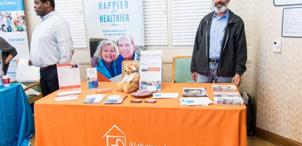 Alzheimer's Family Center's First Healthy Brain Fair A Resounding Success