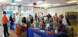 Thank You For Attending Alzheimer's Family Center's Healthy Brain Fair!
