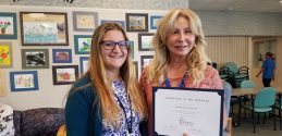 Volunteer Of The Quarter: Margaret Castro