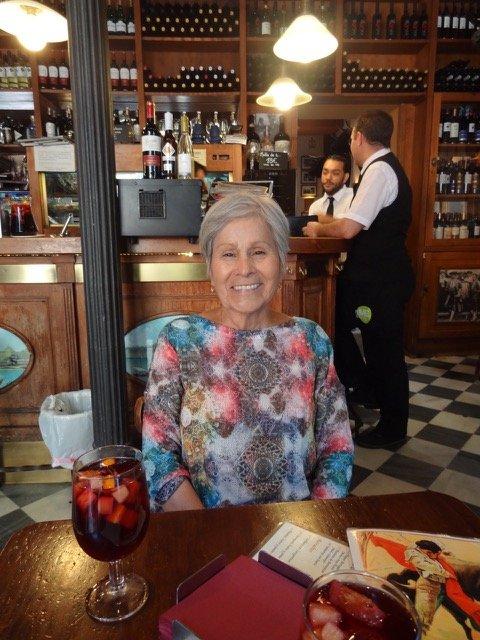 Martha In Spain