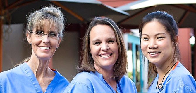 Alzheimers Family Center Nurses Week Gloria