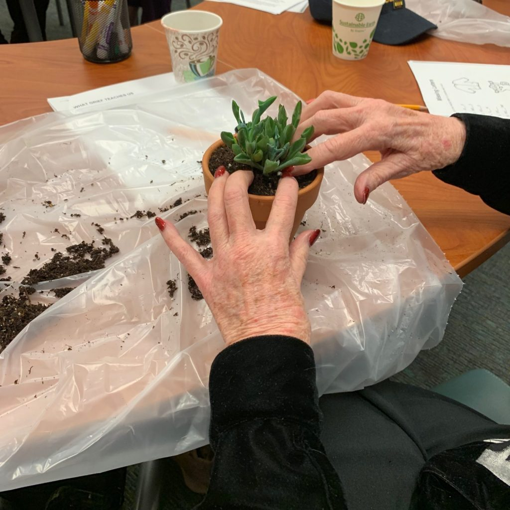 Earth Day Project For Those With Dementia