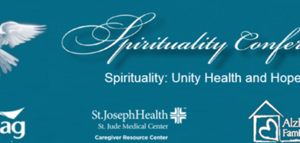 You Are Invited To The 15th Annual Spirituality Conference On Thursday, March 15